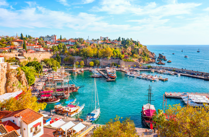 Antalya | Top 20 Most Visited Cities 2019 | Norad Travel