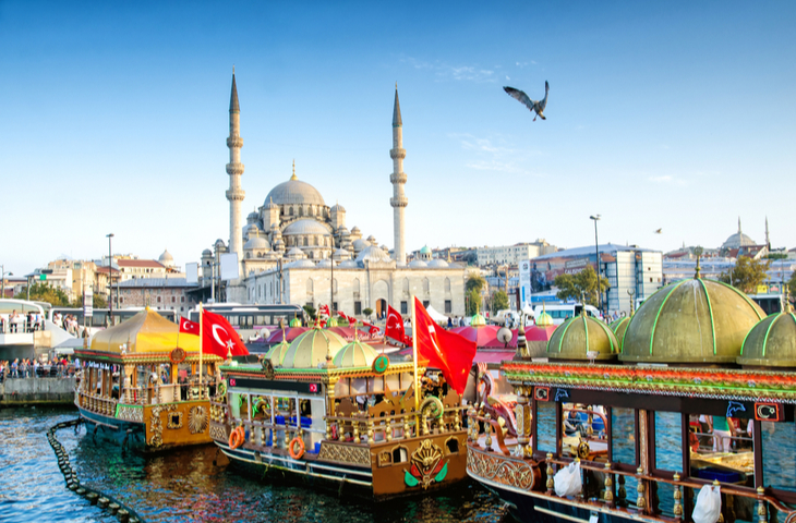 Istanbul | Top 20 Most Visited Cities 2019 | Norad Travel