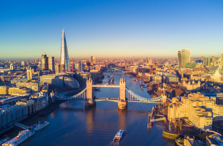 London | Top 20 Most Visited Cities 2019 | Norad Travel