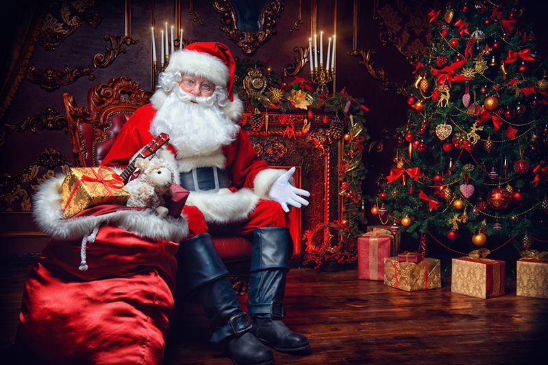 Meet Santa in Lapland | Top 5 Christmas Holiday Ideas | Norad Travel