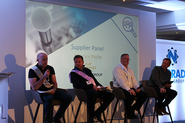 Supplier Panel | Norad Travel Conference 2019