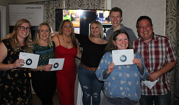 Winning Team | Norad Travel Group Conference 2019