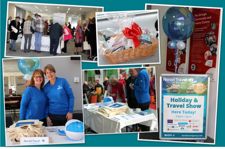 Norad Travel brings sunshine to Midhurst with Holiday & Travel Show