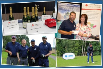 Norad Travel Group takes on Joe Glover Trust Charity Golf Day
