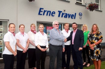 Norad Travel Group  acquires Erne Travel in first Irish Expansion