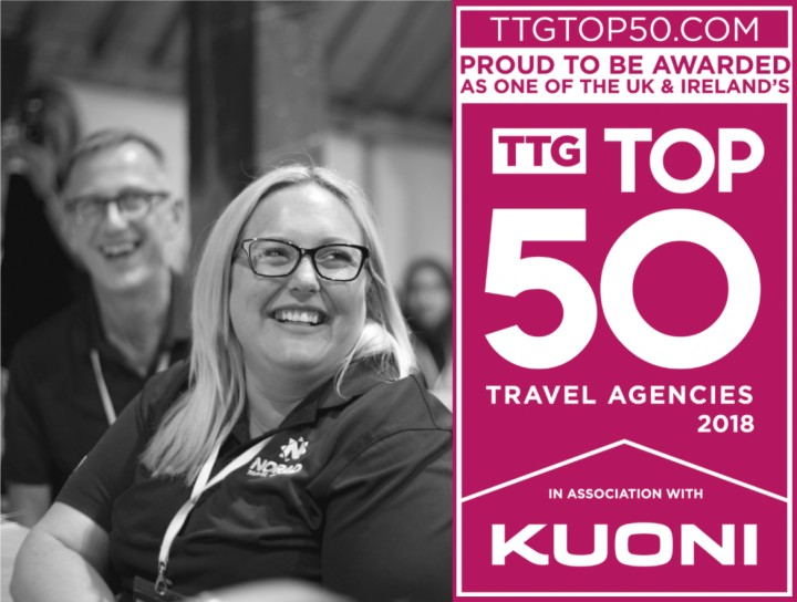 Howard Travel voted one of the UK & Ireland's best travel agents